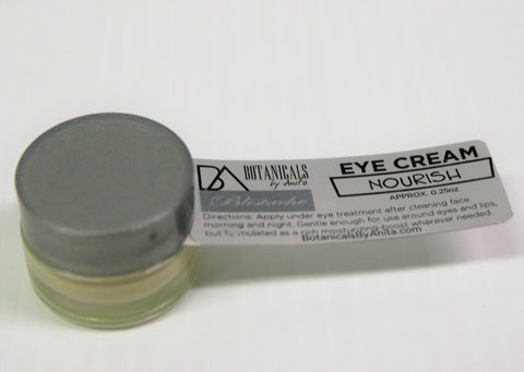 Nourish Eye and Lip Cream