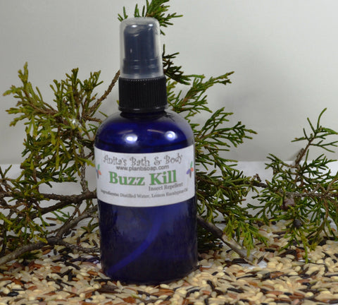 Buzz Kill Mosquito Repellent