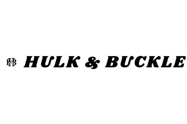 Hulk and buckle jeans