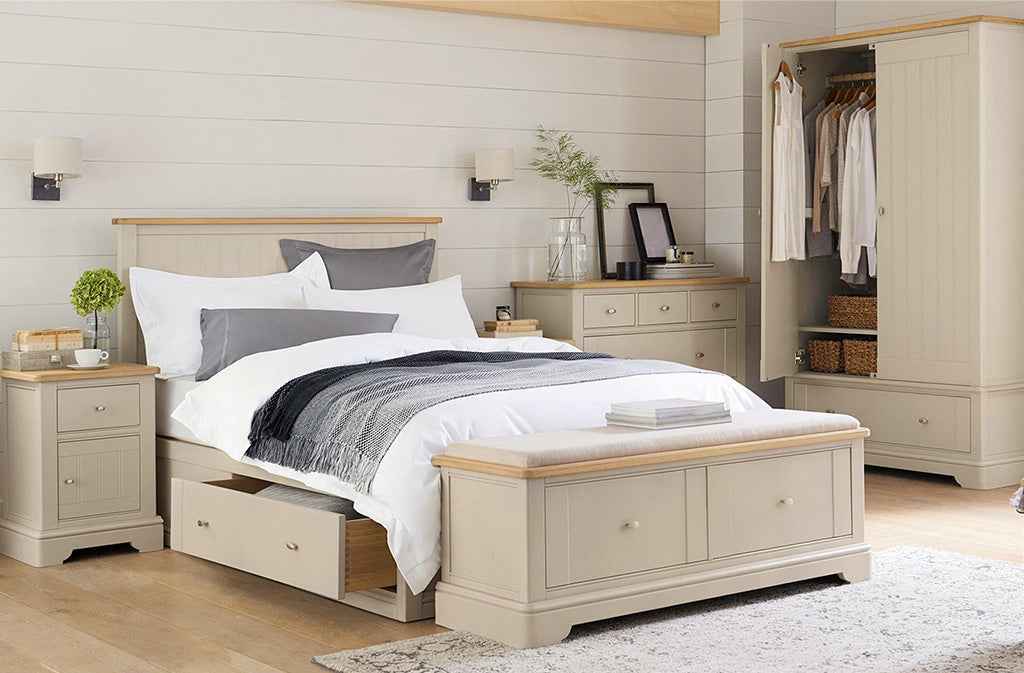 Image of: 5 Easy Bedroom Ideas For Better Organization