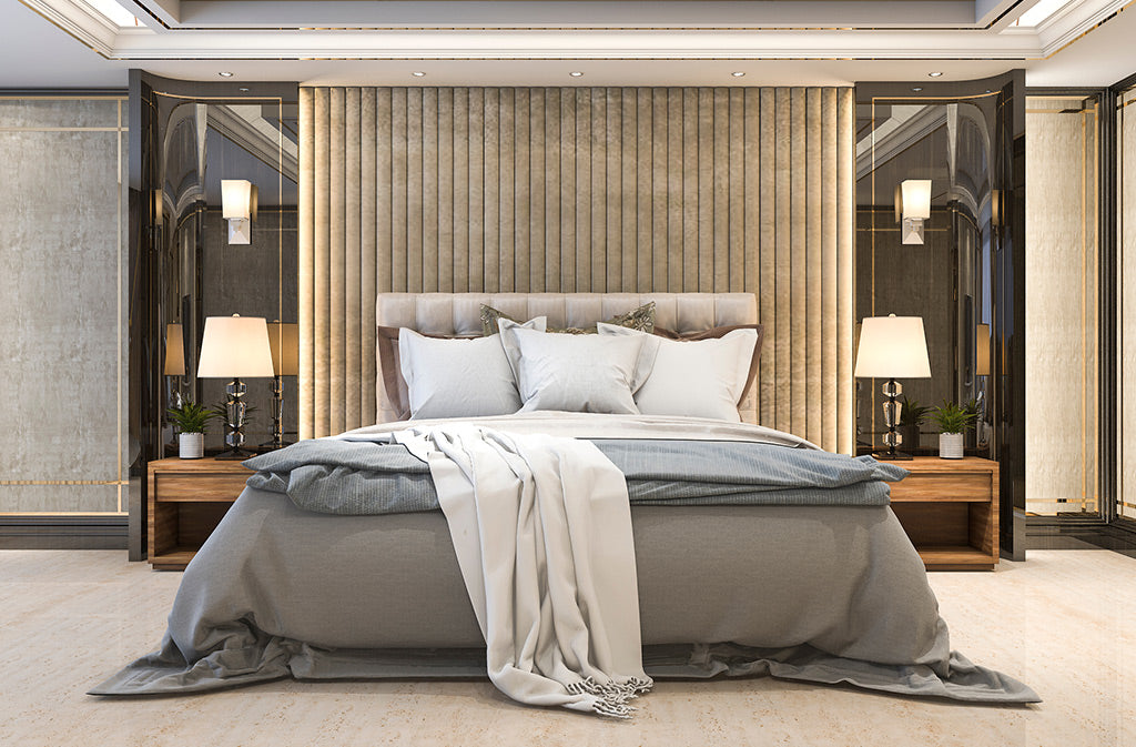 5 Tips For Creating A Spectacular Luxury Bedroom You'll Love
