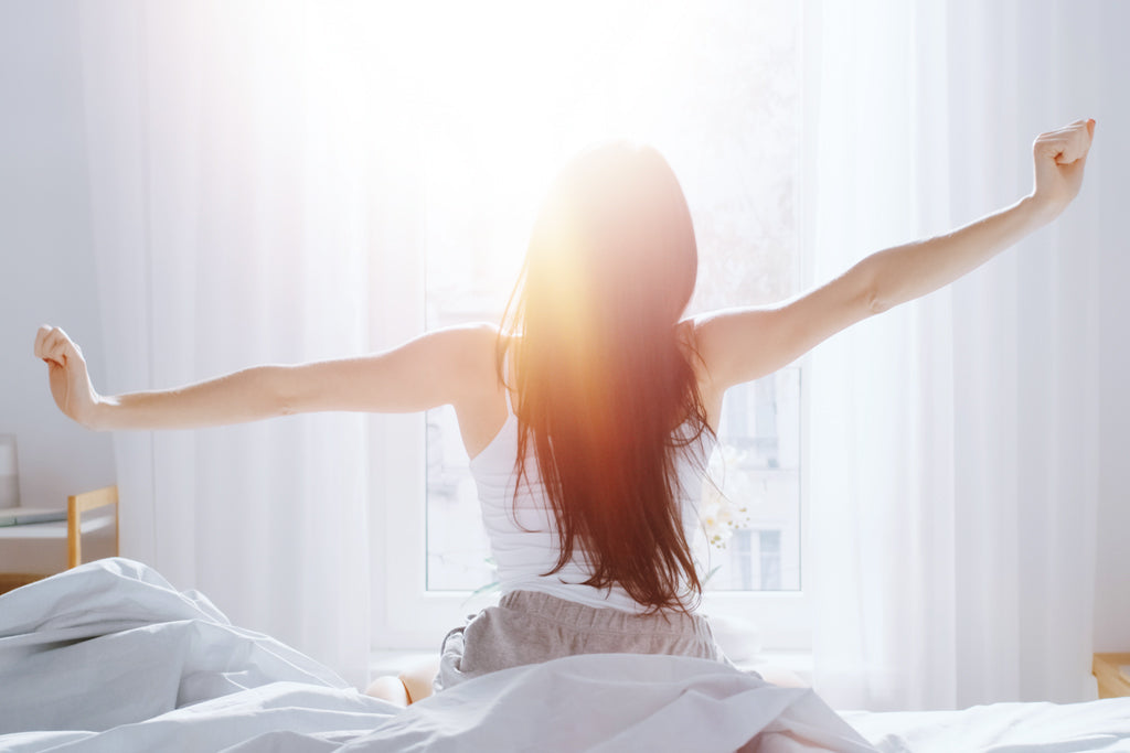 How to Become A Morning Person  by Getting Better Sleep