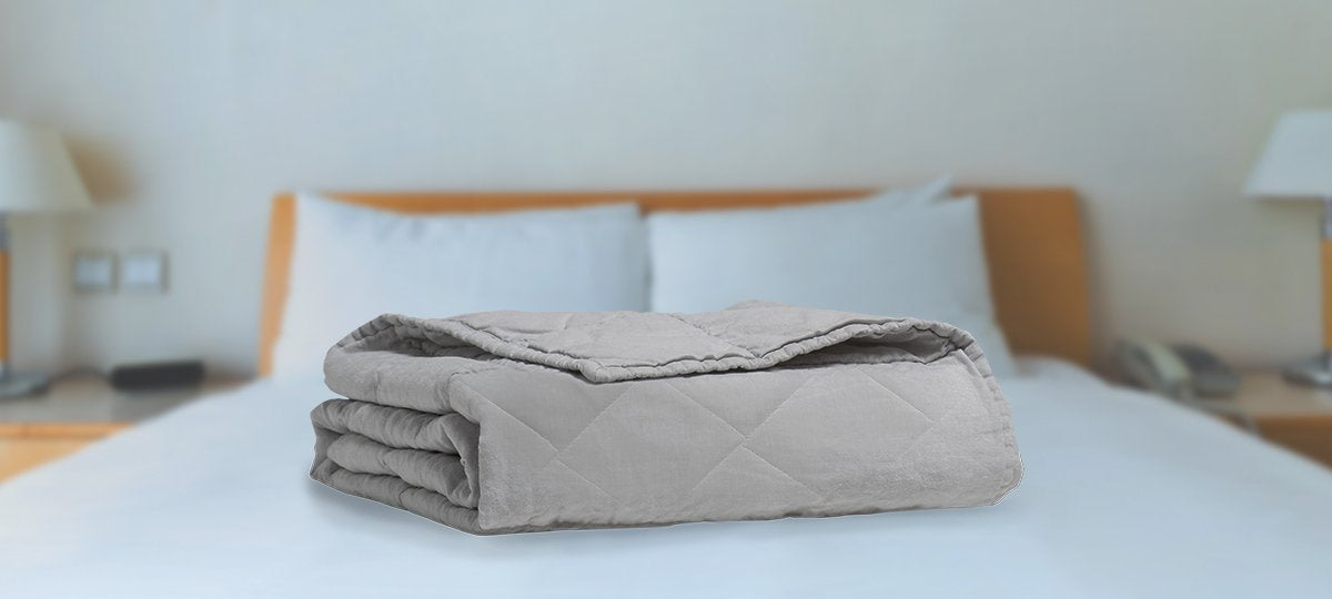 Weighted Blankets: a natural sleep solution