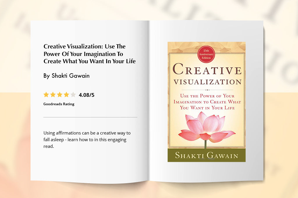 Creative Visualization: Use The Power Of Your Imagination To Create What You Want In Your Life By Shakti Gawain | Puffy