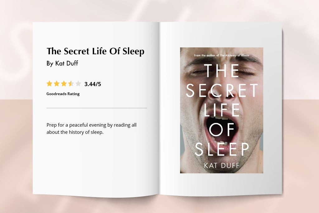 The Secret Life Of Sleep By Kat Duff | Puffy