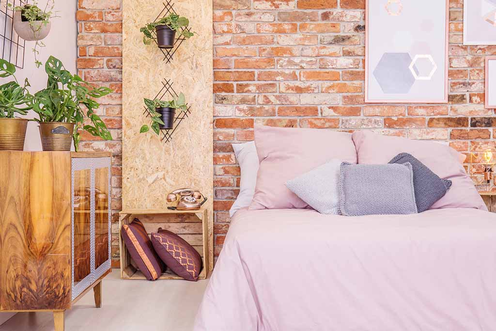 5 Tips for Creating an Industrial Bedroom - Enhance with Decor