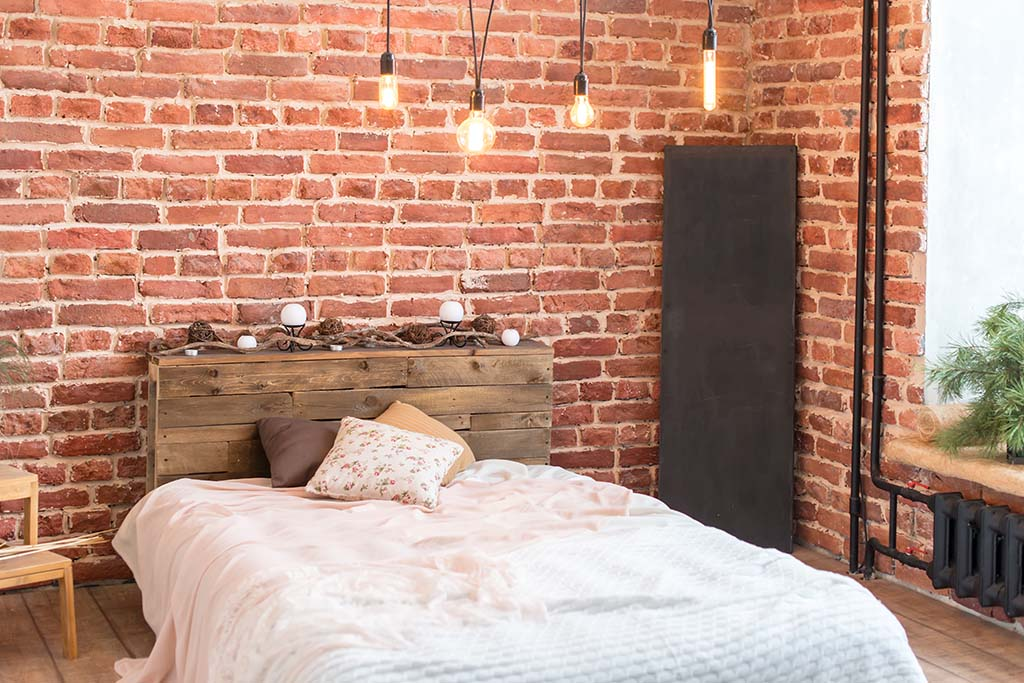 5 Tips for Creating an Industrial Bedroom - Think Outside the Walls
