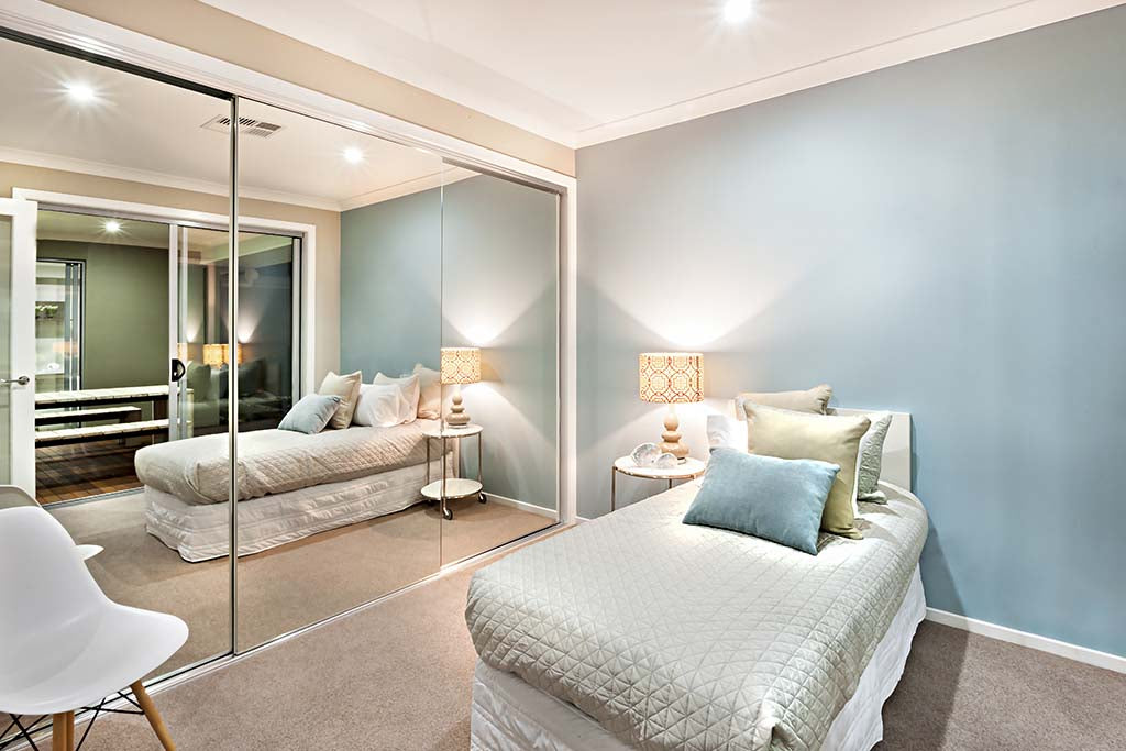 5 Tips for Creating an Industrial Bedroom - Create the Illusion of Space