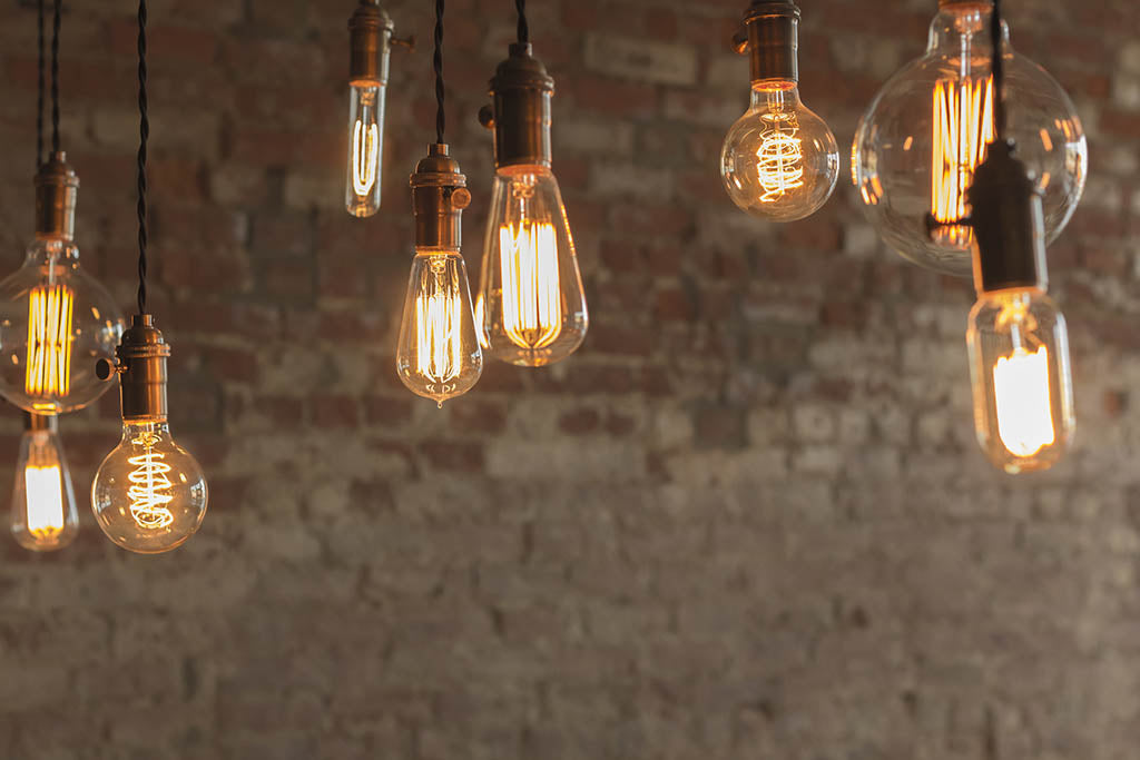 5 Tips for Creating an Industrial Bedroom - Get Creative with Lighting
