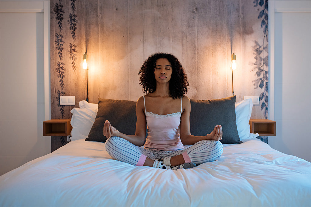5 Bedtime Meditations for a Good Night's Sleep - Visualization