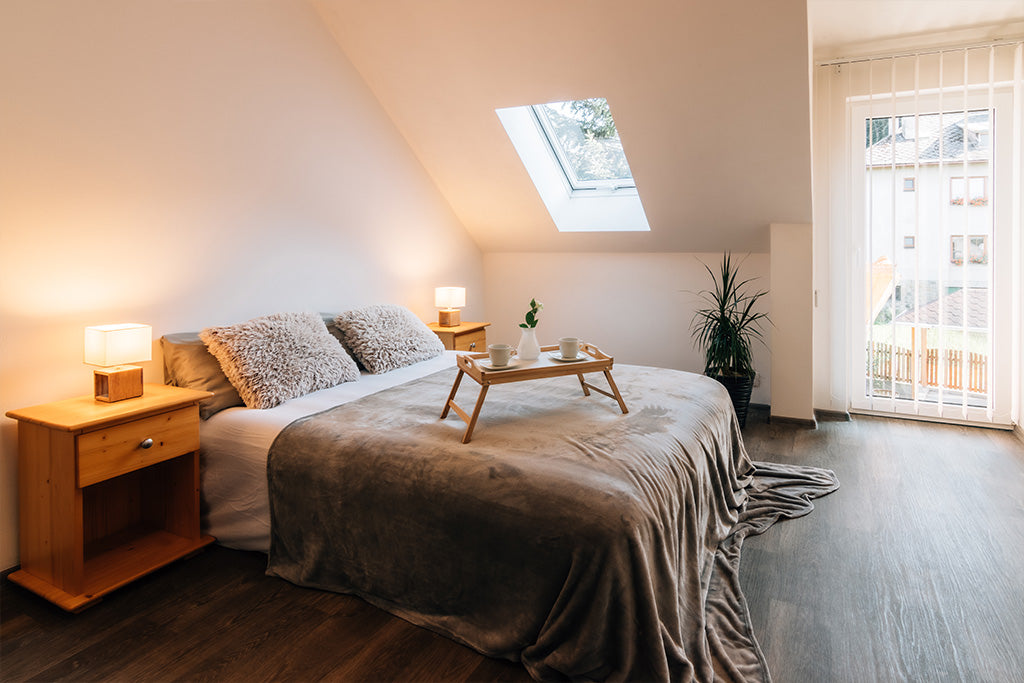 What Is A Loft Style Bedroom?   Puffy