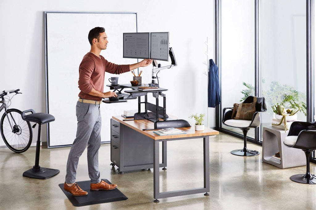 Customize Your Work Space