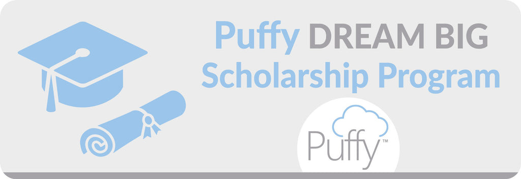 Puffy Mattress Dream Big Scholarship Program