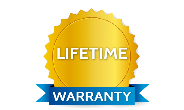Puffy's Lifetime Warranty has you covered