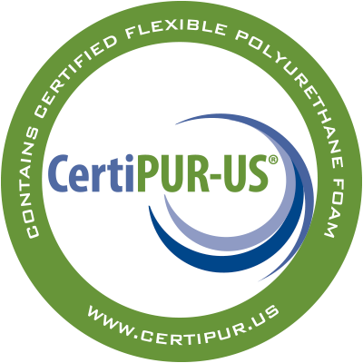 Puffy™ CertiPUR-US Certified premium foams