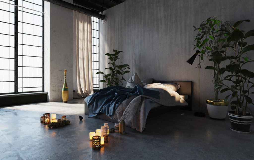 Get The Romantic Bedroom Lighting Just Right
