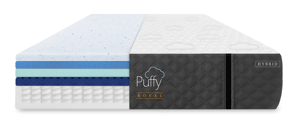 Hybrid Mattress | Puffy Royal