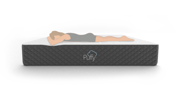 Puffy Ranked Most Comfortable for All Sleeper Types