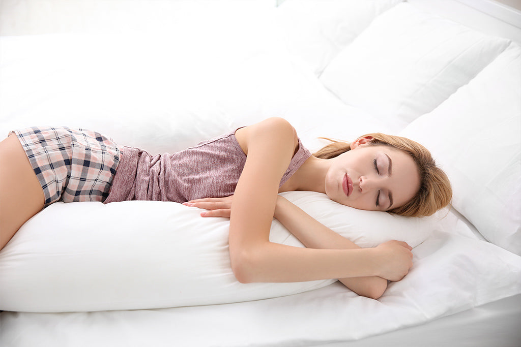 How to Stop Sleeping on Your Stomach