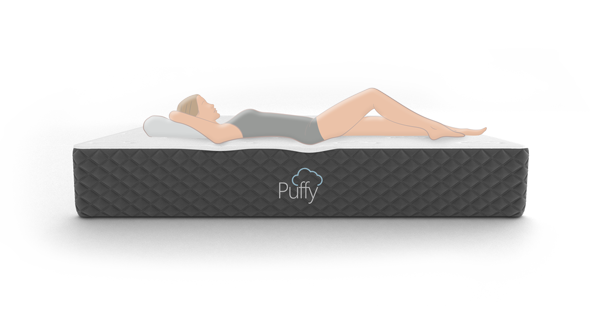 Puffy Ranked Best Mattress for Back Sleepers
