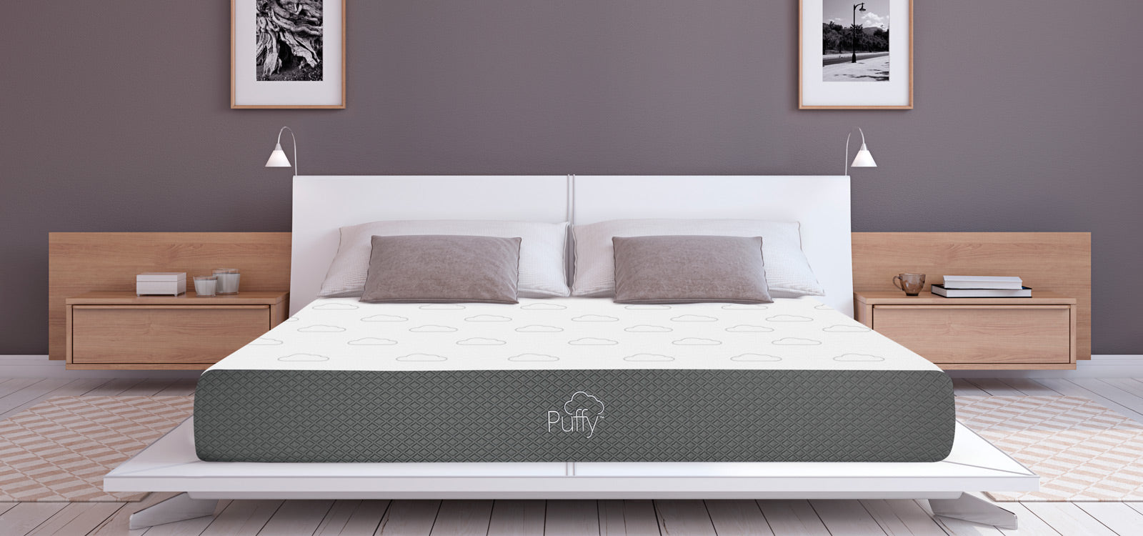 Puffy Memory Foam Mattress