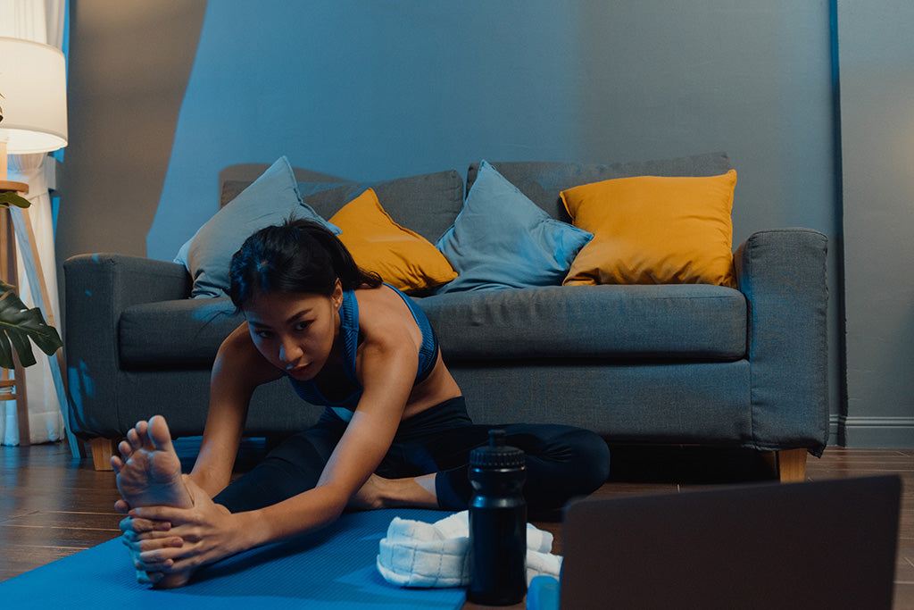 Tips For Unwinding After Working Out At Night   Puffy