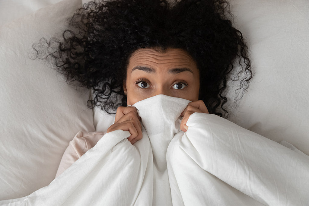Are nightmares and fever dreams the same?