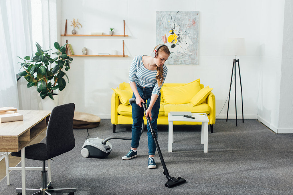 5 Ways to Make Cleaning More Fun   Puffy