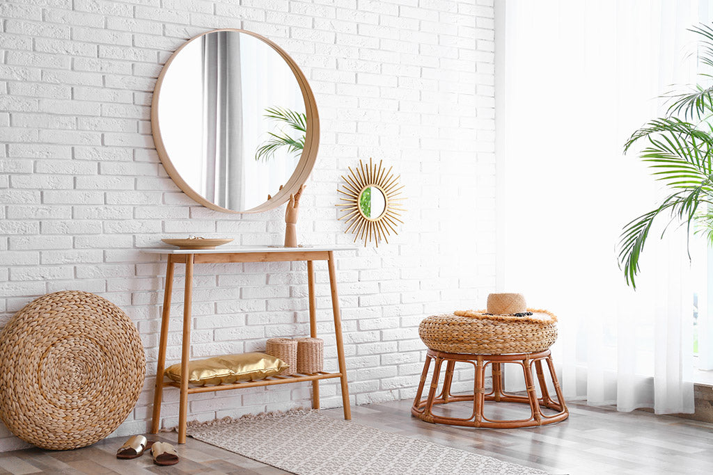 Deck the Walls with Mirrors