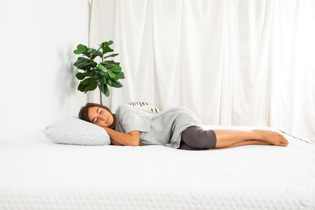 The Best Pillow For Side Sleepers Seeking Comfort