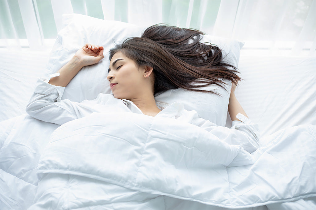 How to Sleep on Your Back: 5 Tips to Try | Puffy