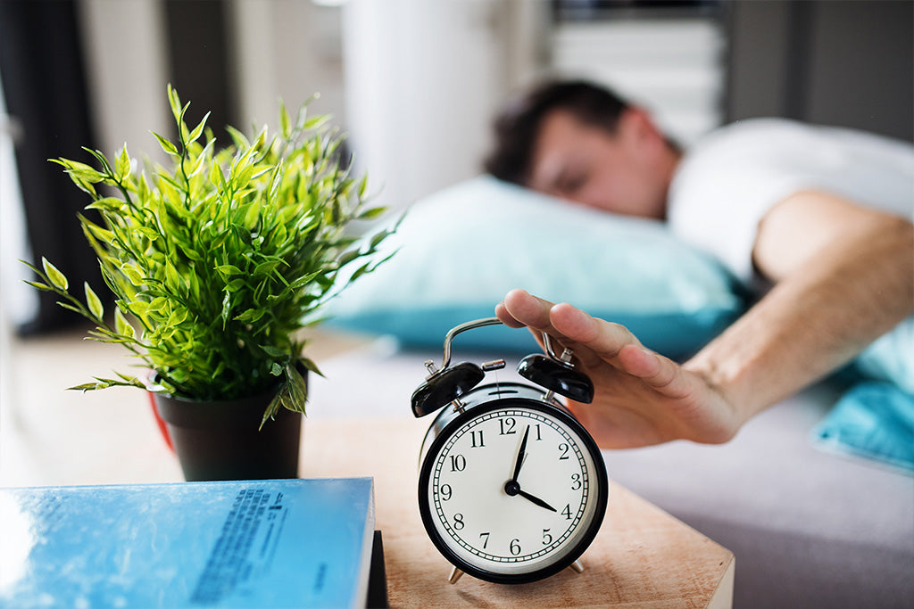 Ditch the snooze button