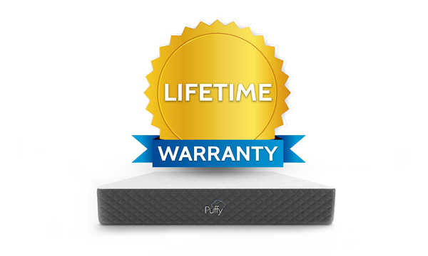 Puffy Lifetime Mattress Warranty