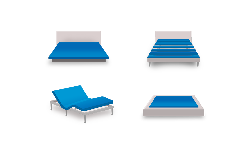 Puffy Mattress Surface Compatability