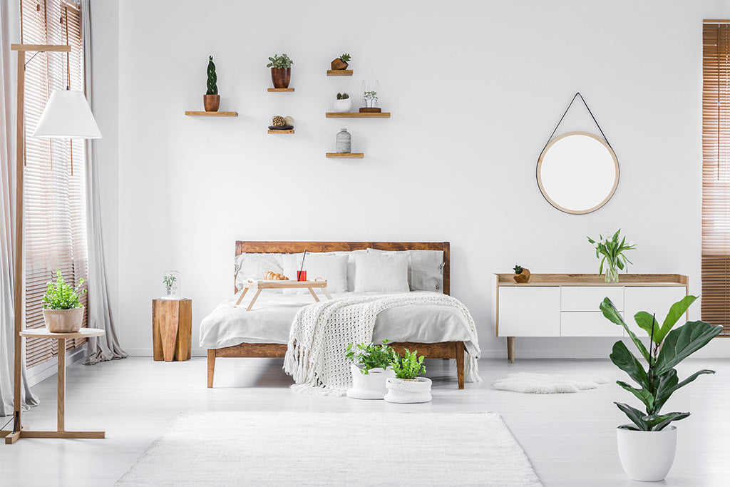 Minimalist Bedroom: Arranging Your Bedroom Furniture For More Space