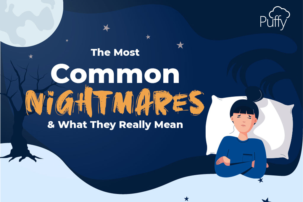 The Most Common Nightmares And What They Really Mean