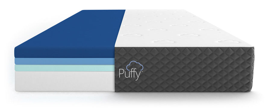 $300 Off and FREE King Pillow with every Puffy mattress ($395 value)