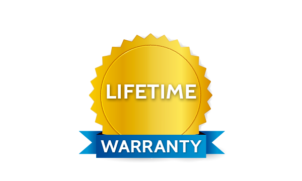 Puffy Lifetime Warranty