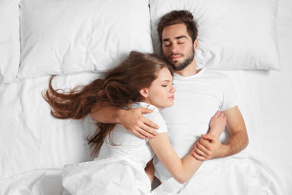 Full Size Mattress for Couple who Likes to Cuddle