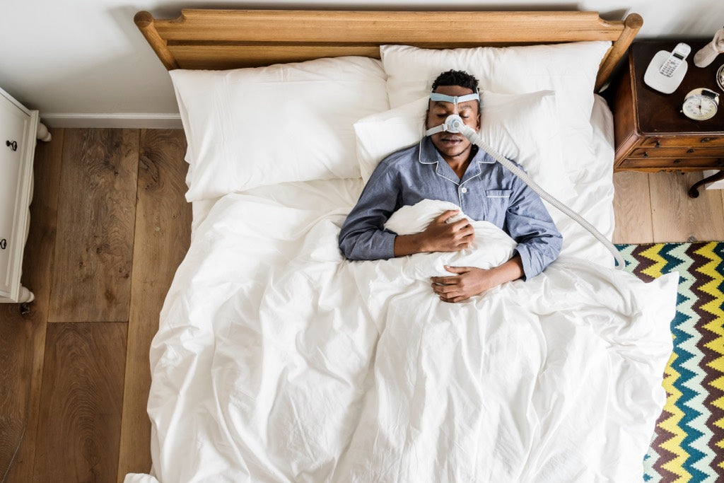 What are the different types of sleep apnea? | Puffy