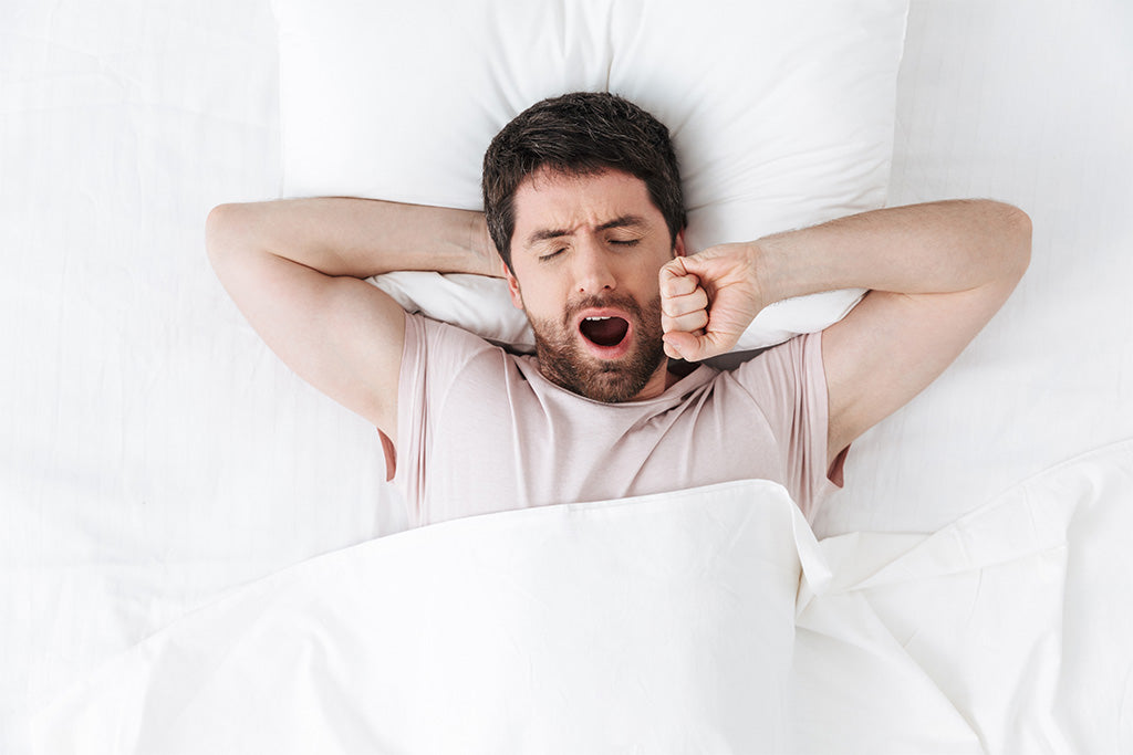 How Do I Stop Yawning And Get Better Sleep?