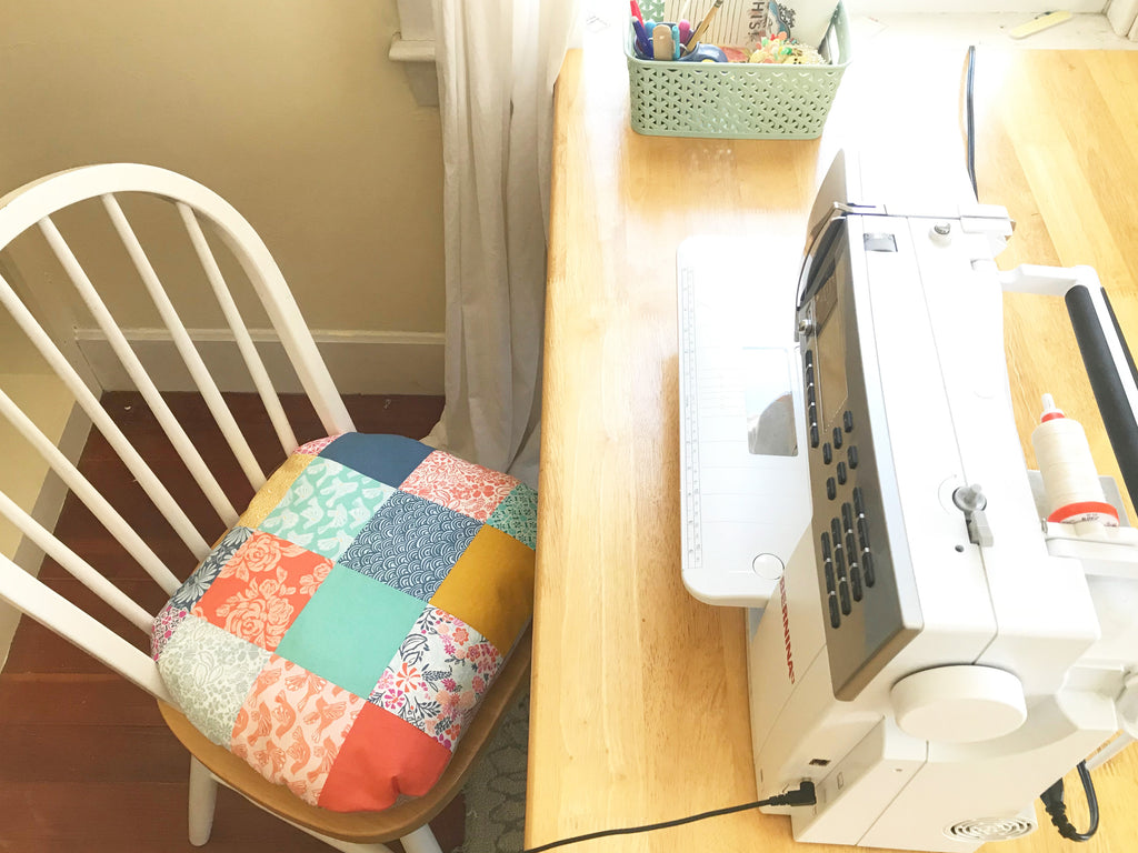 Chair Cushion Tutorial