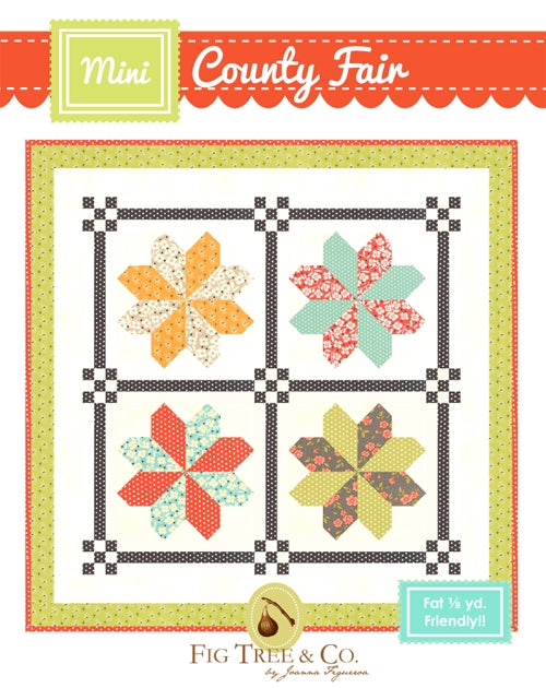 Mini County Fair Pattern