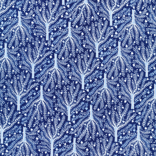 Moody Blues - Sashiko Trees