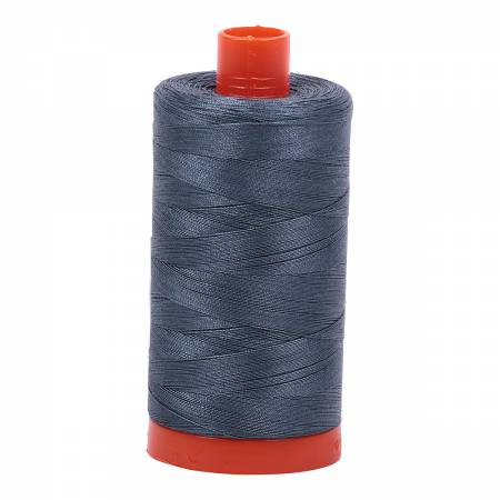 Aurifil 50wt Cotton Thread - 1422 Yards - Medium Grey 1158