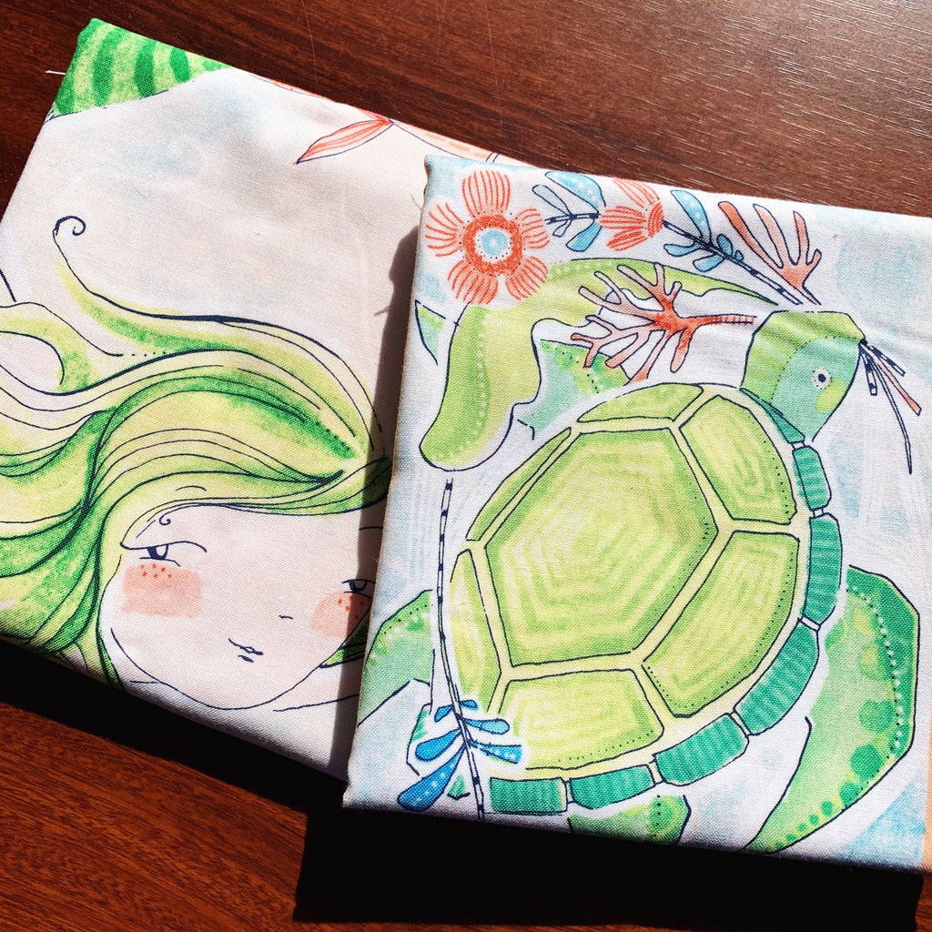 Mermaid Days - Panel Bundle