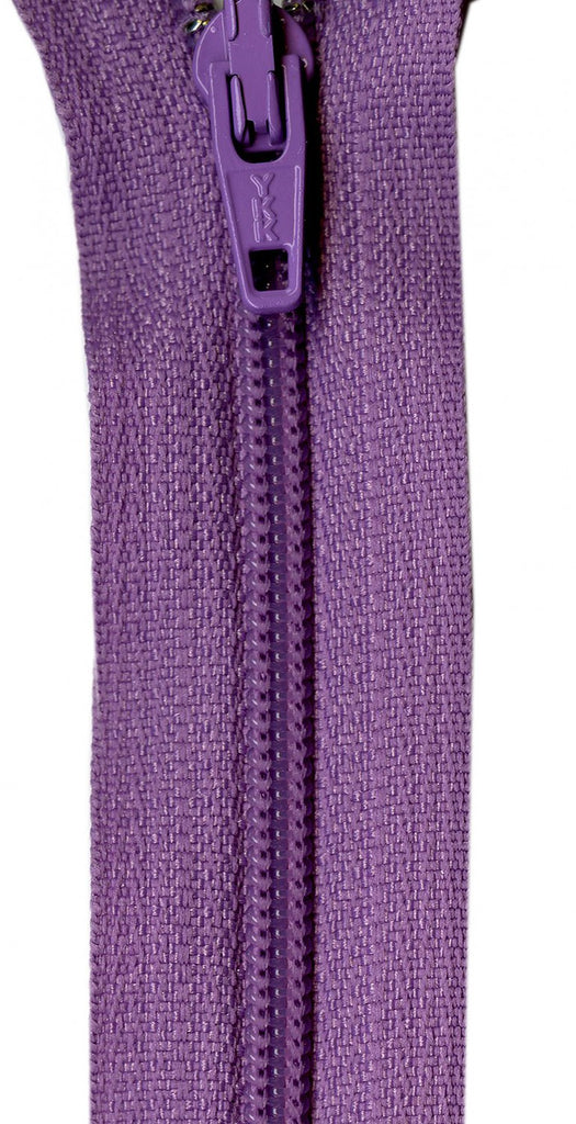 "14"" Zipper in Lilac"