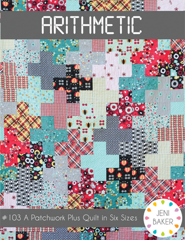 Arithmetic Quilt Pattern