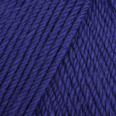 220 Superwash Wool in Blue Velvet (813)