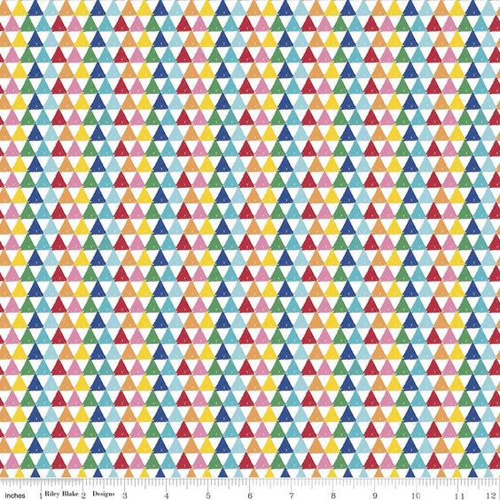 Crayola Color Me - Triangle in White